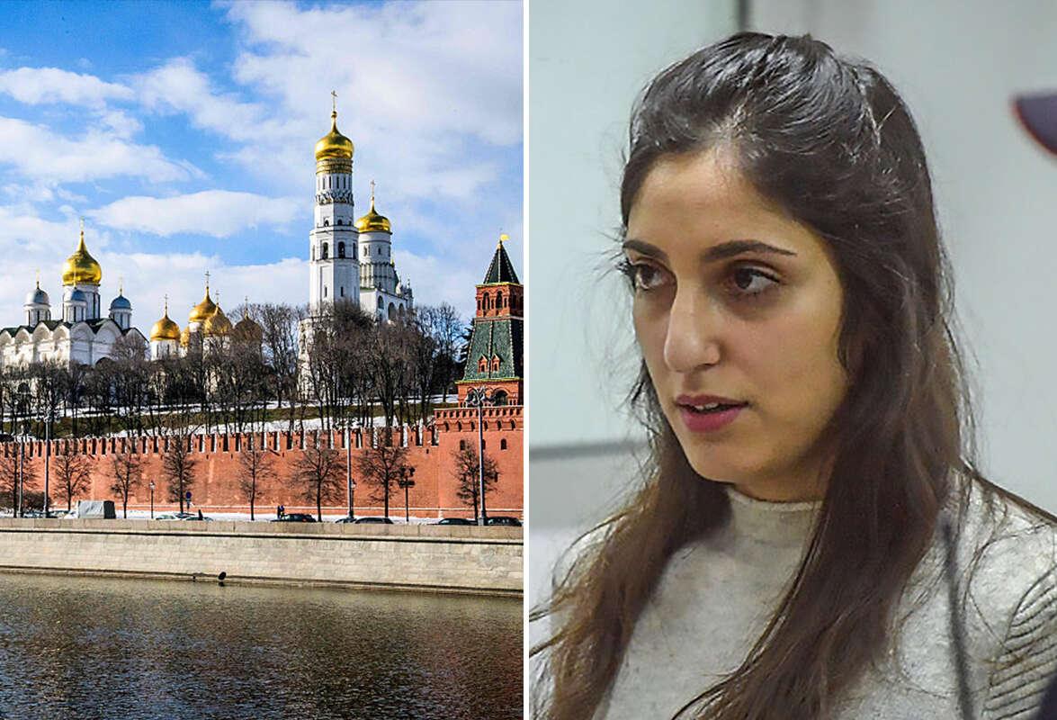 הצוות שבונה את הקשרים בין ישראל ורוסיה – ופועל לשחרור נעמה