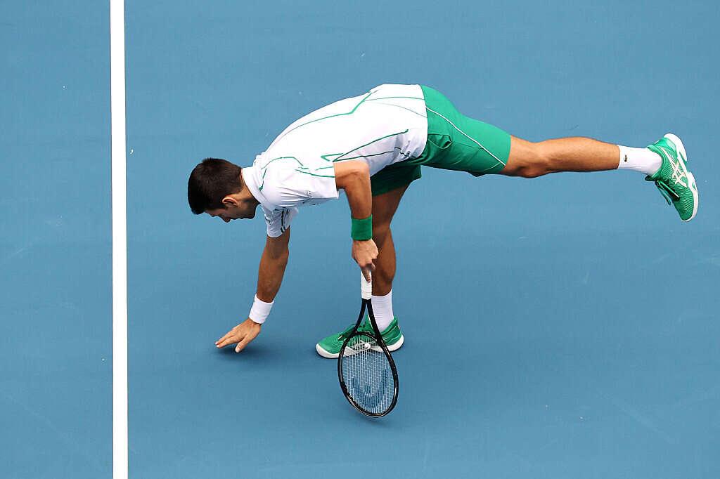 אוסטרליה: ג'וקוביץ' בסיבוב השלישי, דימיטרוב בחוץ