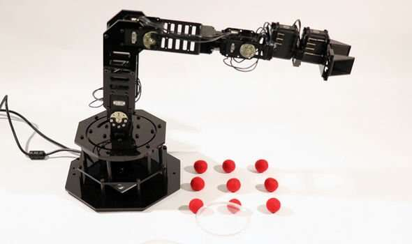 פריצת דרך: רובוט שלומד לתקן את עצמו