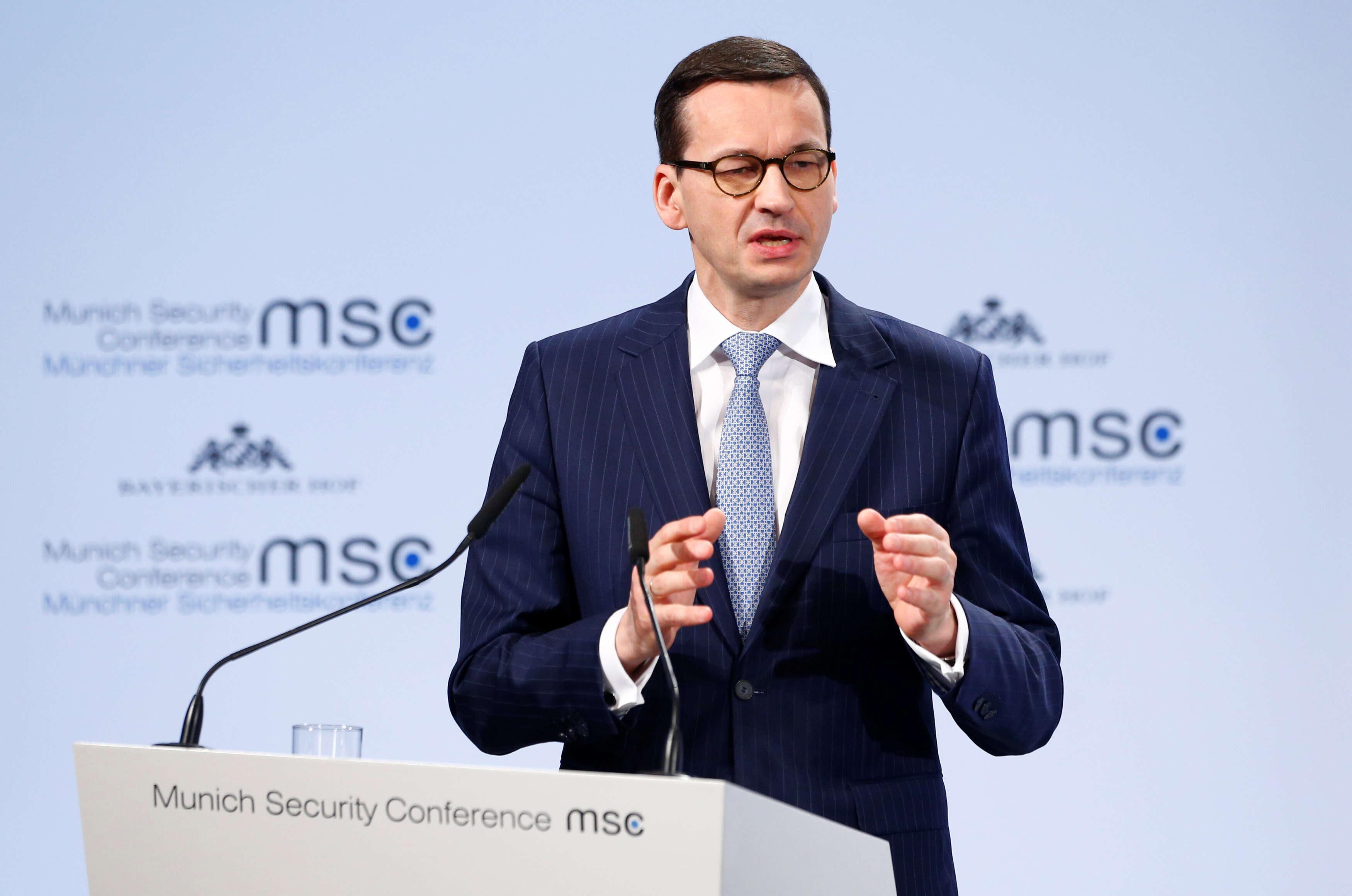 לאחר דברי נתניהו: ראש ממשלת פולין לא יגיע לפסגת וישיגראד בישראל