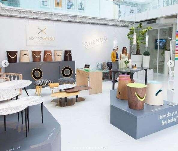 לראשונה: ביתן ישראלי בשבוע העיצוב העולמי במילאנו