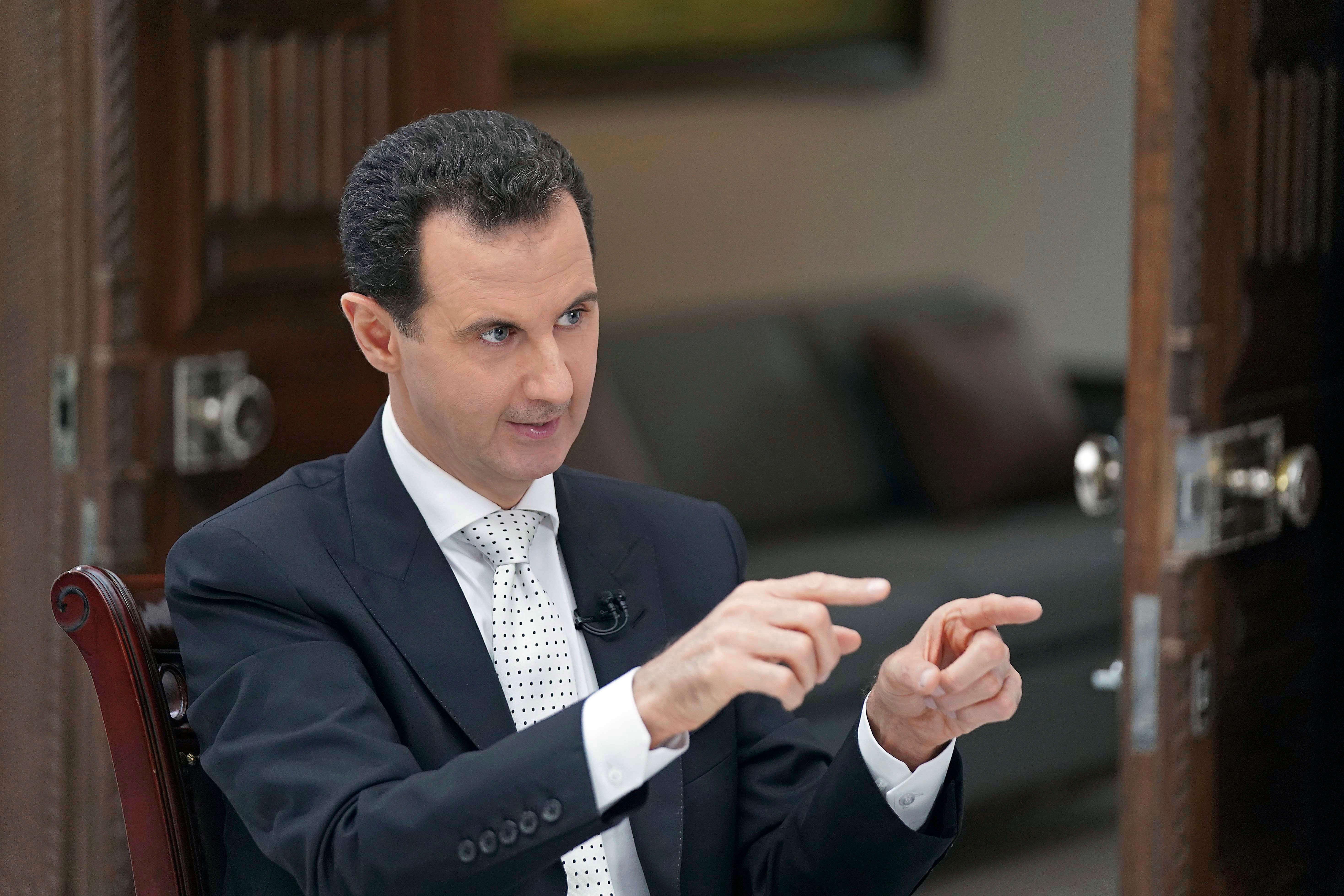 """אסד עקץ את הכורדים: """"אתם כלי בכיס האמריקני"""""""