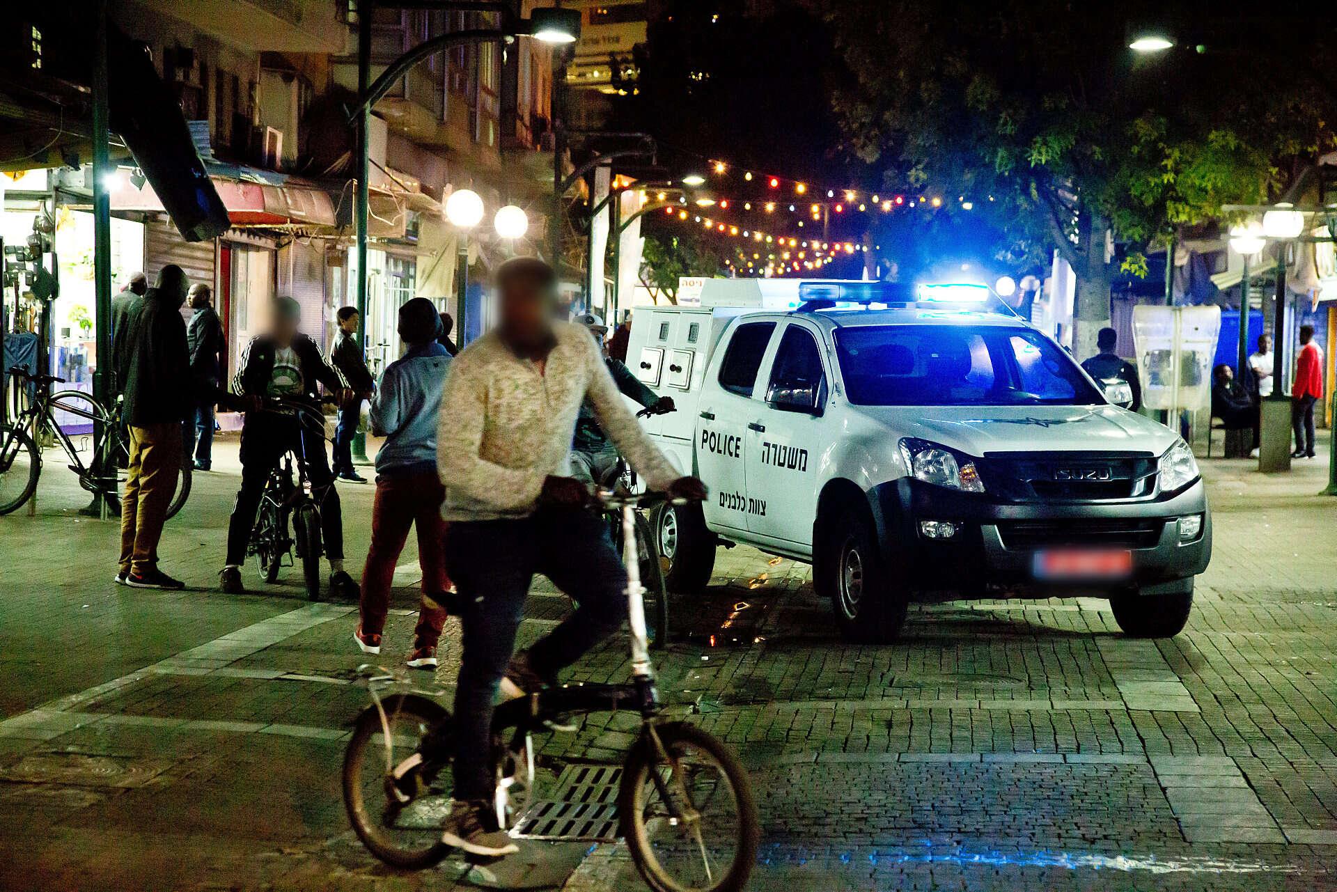 חשד לרצח: אותרה גופת גבר בדרום תל אביב