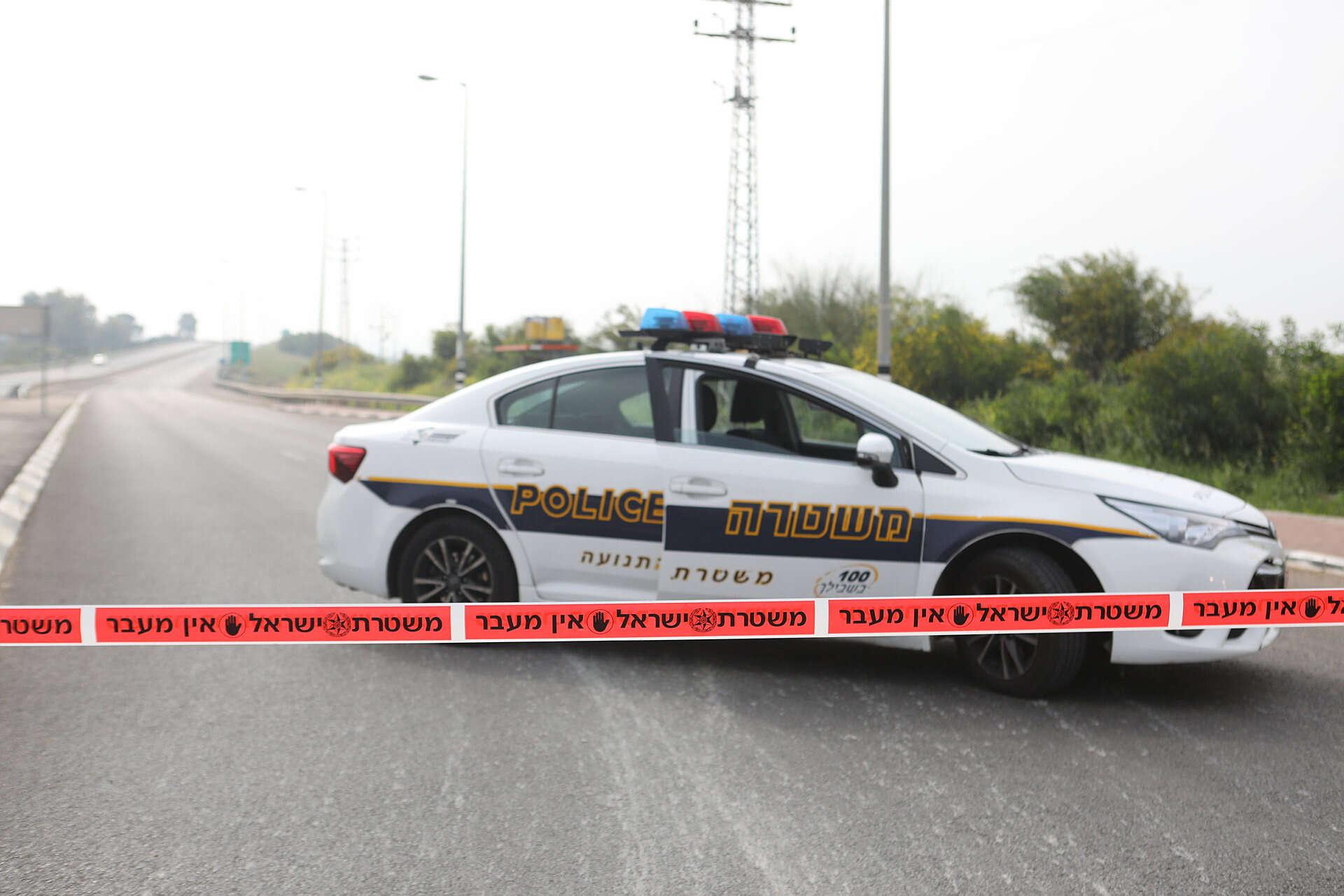 רוכב אופנוע בן 30 נהרג בתאונה סמוך למחלף משה דיין