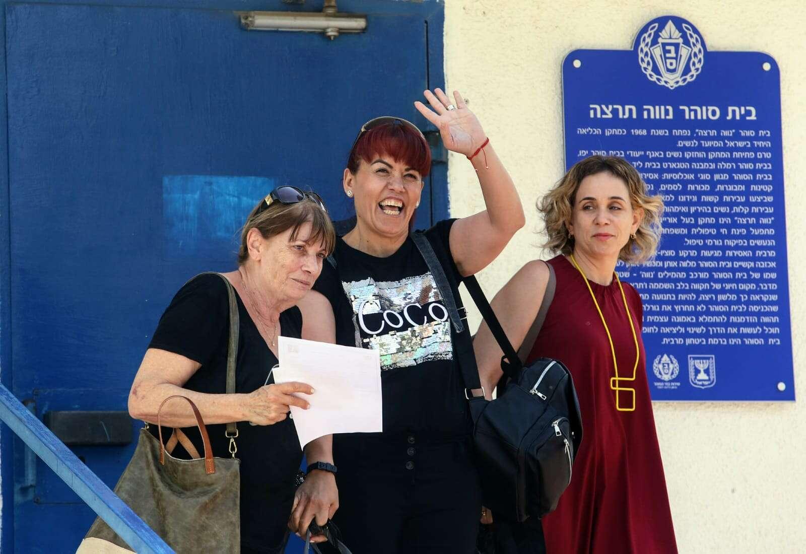אחרי 18 שנה: דלאל דאוד השתחררה מהכלא