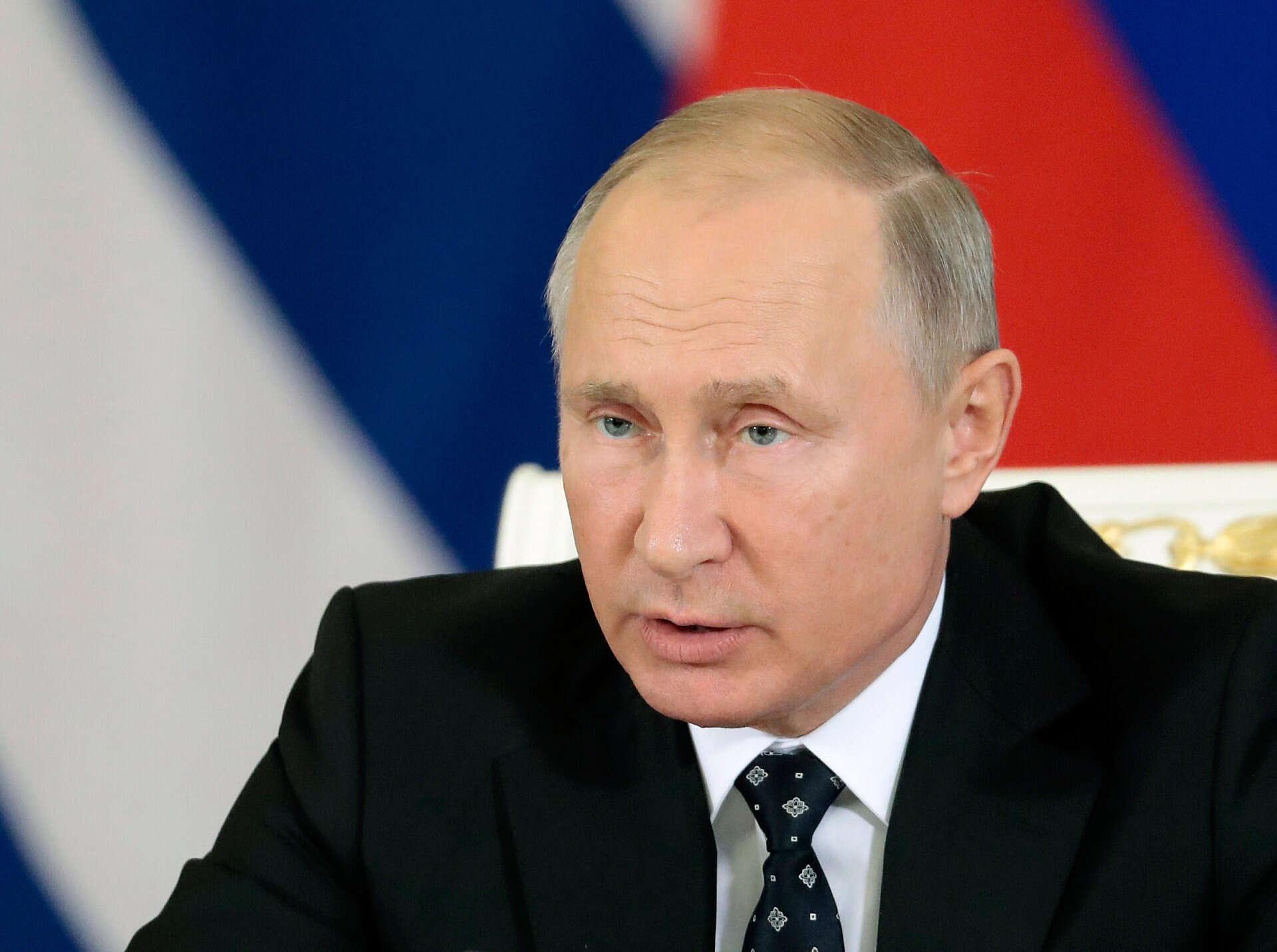 """פוטין: """"תקיפה אמריקנית באיראן תהיה אסון"""""""