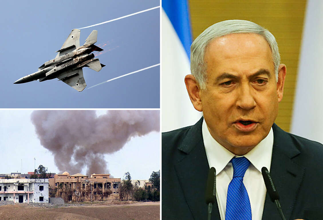 נתניהו רמז: ישראל פועלת בעיראק נגד איראן