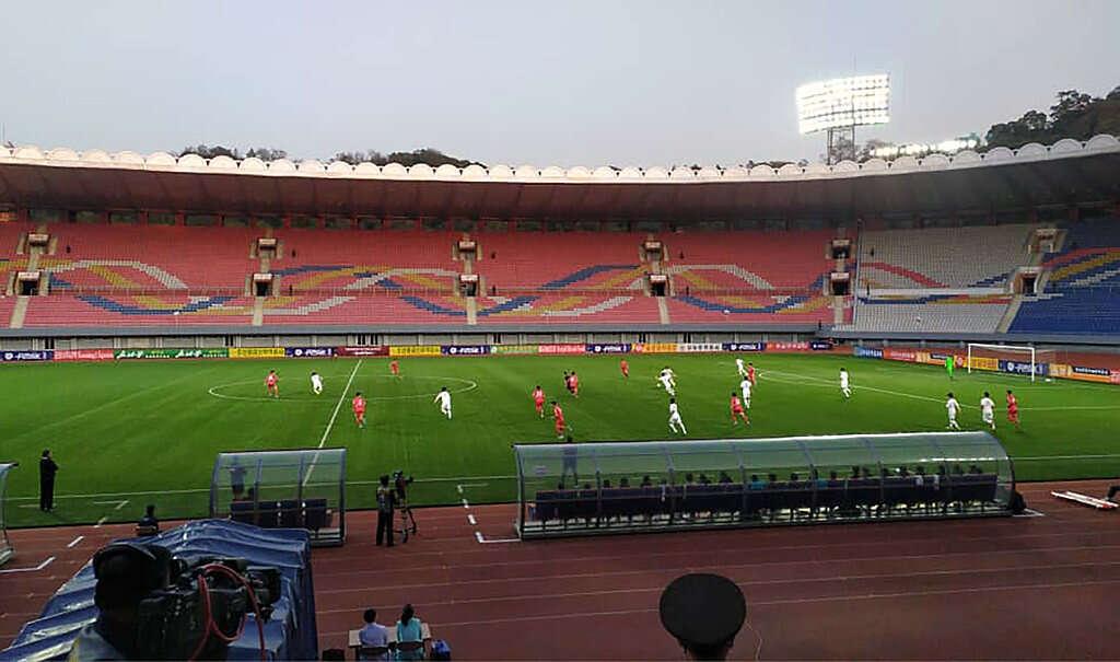 הדרבי הקוריאני בפיונגיאנג הסתיים ב-0:0