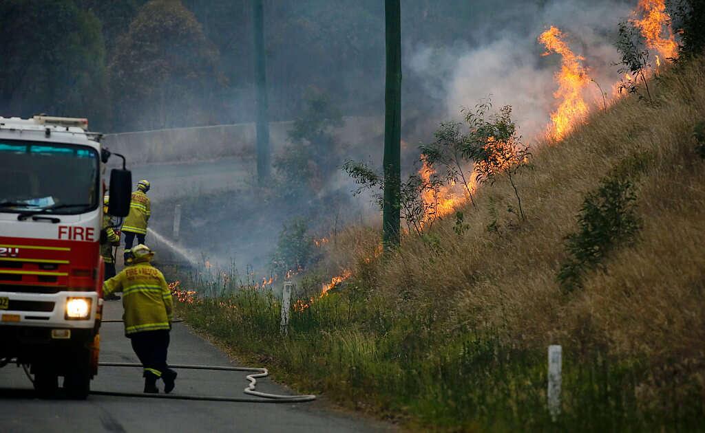 אוסטרליה: גל השריפות החמור ביותר בתולדות המדינה