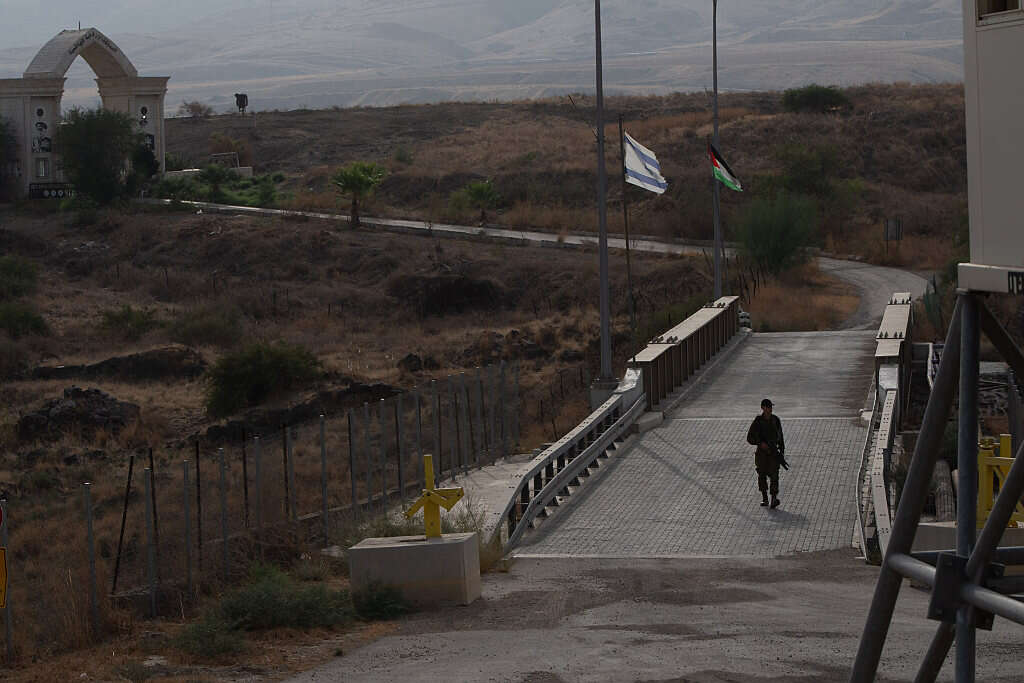 ירדן: נאפשר לבקר את הישראלי שנעצר