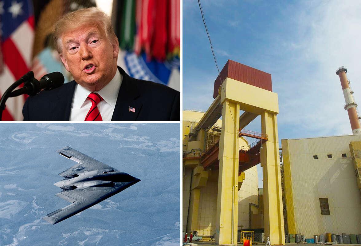 """גורם אמריקני: """"ארה""""ב עשויה לתקוף את איראן עוד לפני הבחירות לנשיאות"""""""