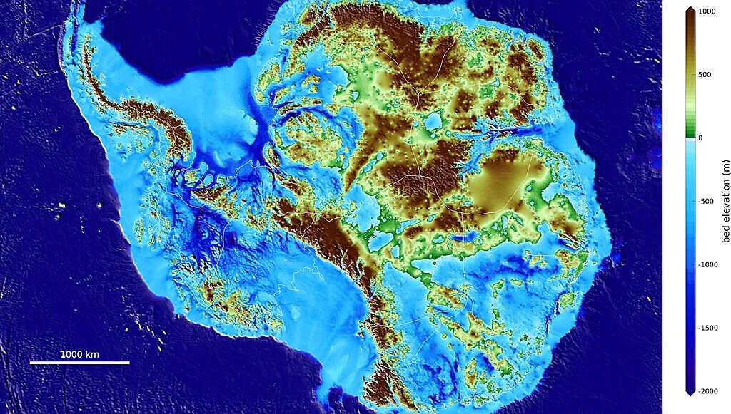 כבר לא ים המלח: התגלה המקום הנמוך בעולם