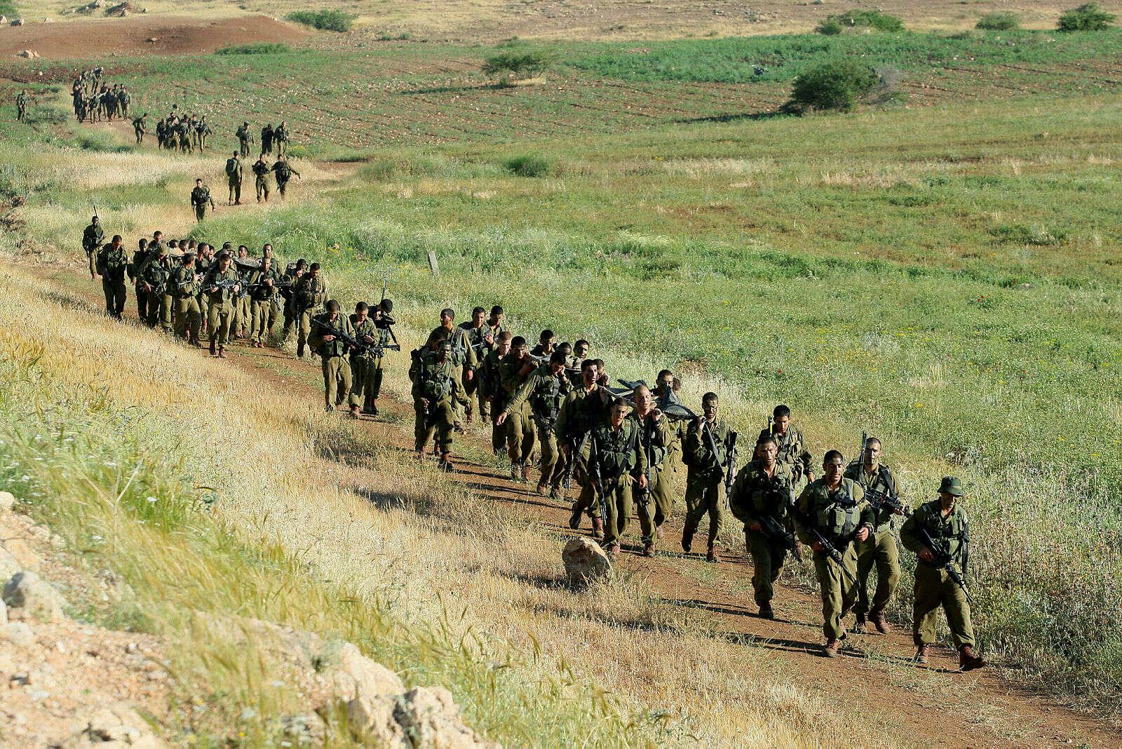 לוחמת אש: כפיר תהפוך לחטיבה מתמרנת