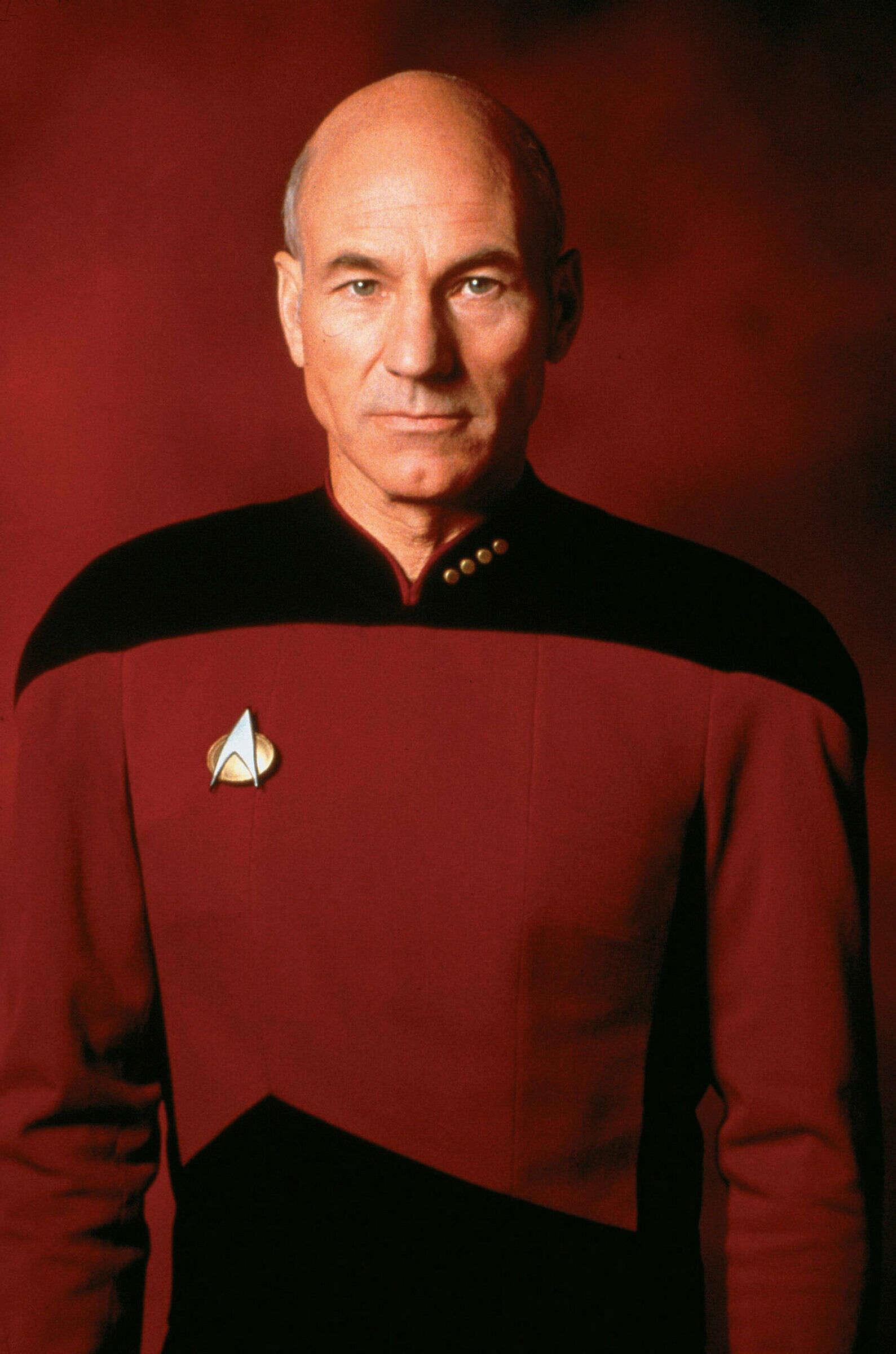 אופס: סמל פיקוד החלל נגנב ממסע בין כוכבים?