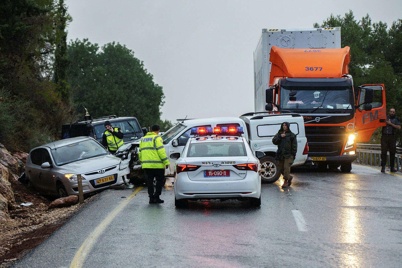 בשל הסגר: ירידה במספר הרוגים בתאונות דרכים