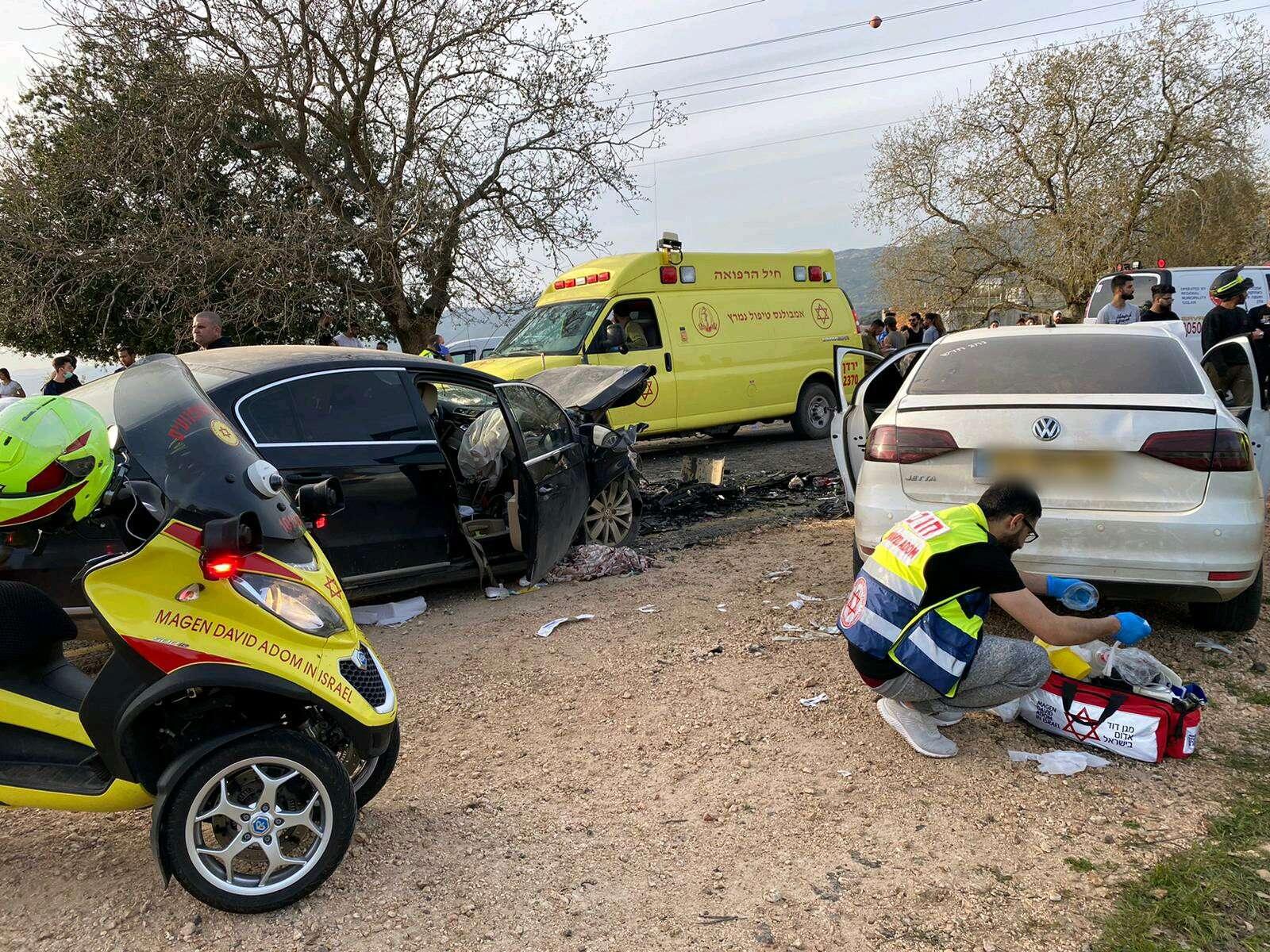 שני הרוגים בתאונות, בן 3 פצוע אנוש