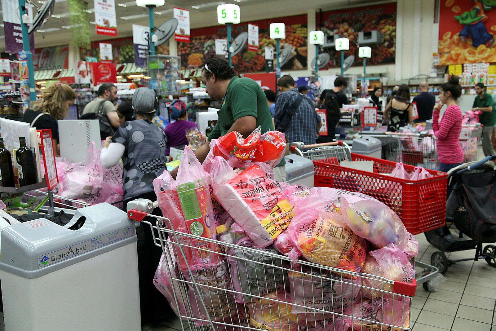 משרד הביטחון ירכוש מזון לקשישים