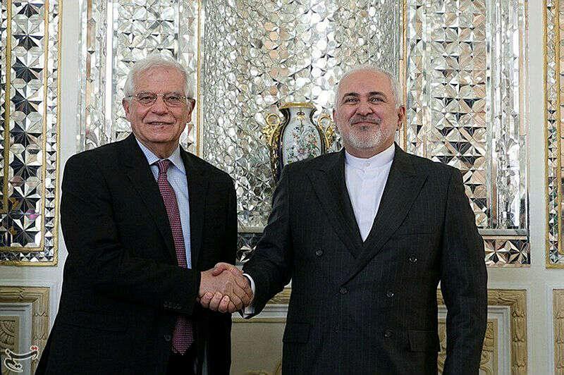 """איראן טוענת: """"בריטניה, צרפת וגרמניה מפרות את הסכם הגרעין"""""""