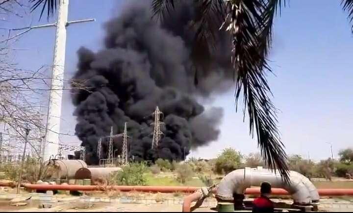 איראן: פיצוץ גדול בתחנת כוח בדרום המדינה