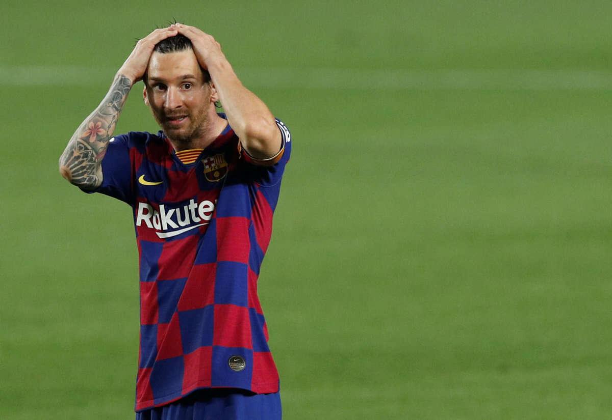 אזעקת אמת: האם מסי יעזוב את ברצלונה?