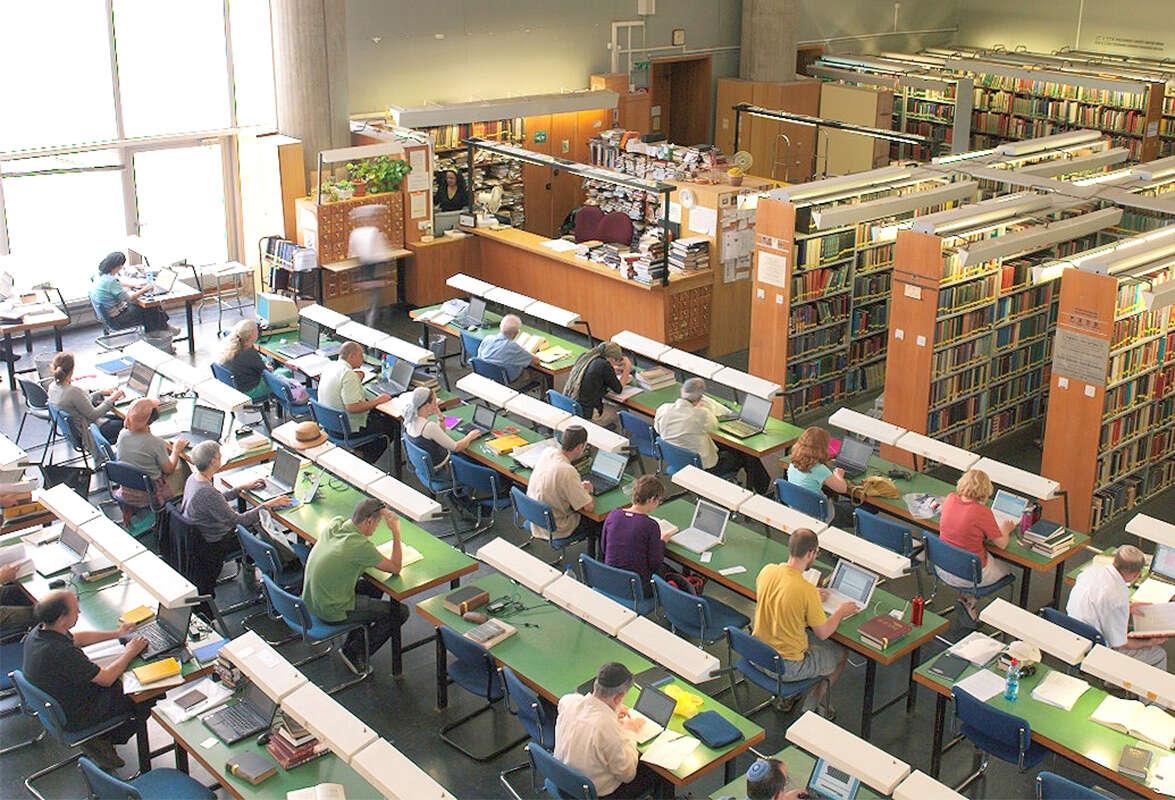 גם קפקא מודאג: האם הקורונה תחסל את הספרייה הלאומית?