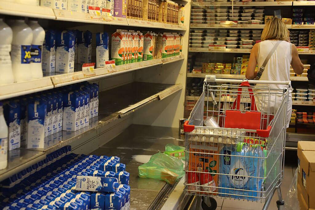 המחסור החדש לקראת סוכות: חלב