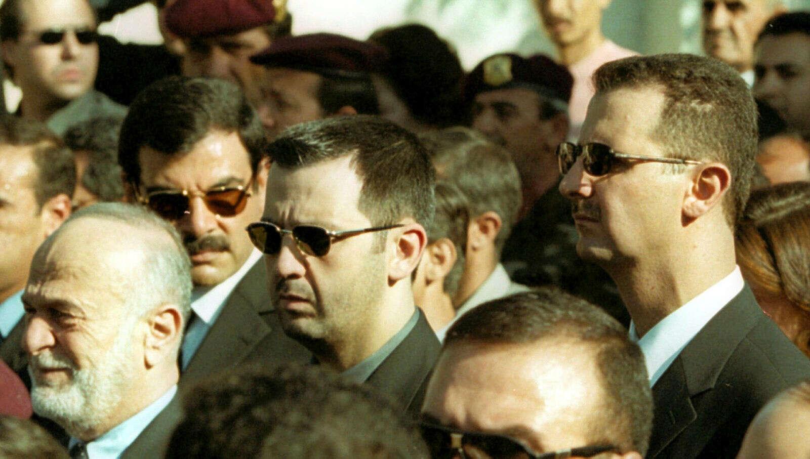 """דו""""ח: אחיו של בשאר אסד פיקד על תקיפת הגז בדמשק"""