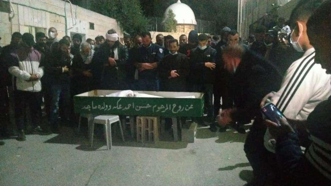 הלוויה מתוחה למחבל ממזרח י-ם