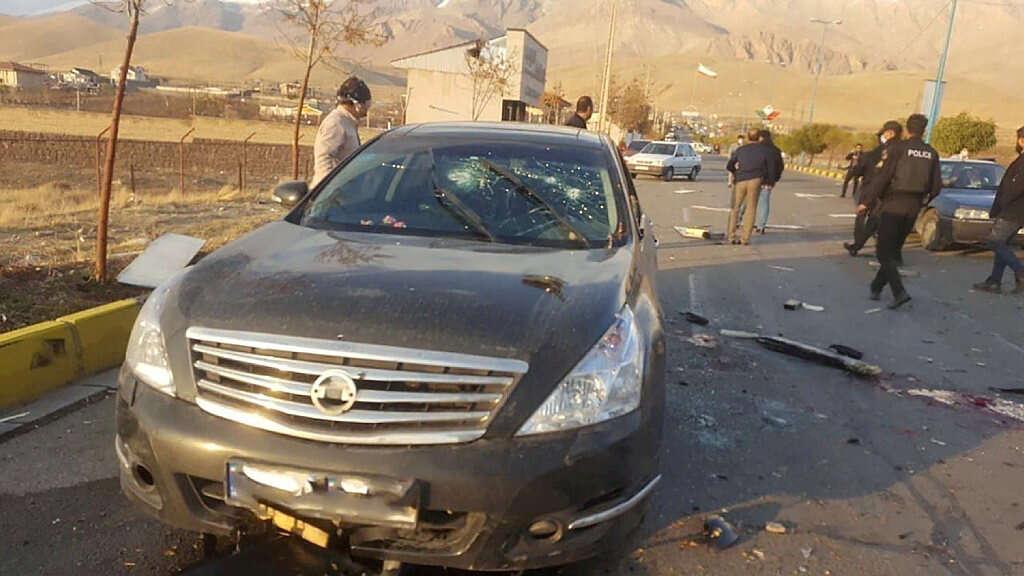 """איראן: """"זיהינו חשודים בחיסול פחריזדה"""""""