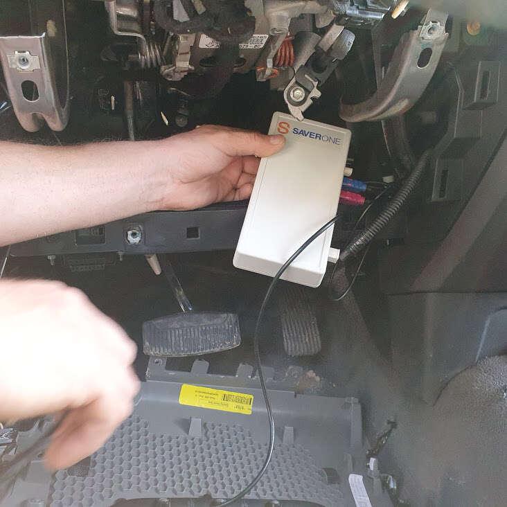 """מערכת בטיחות חדשה ברכבי צה""""ל"""
