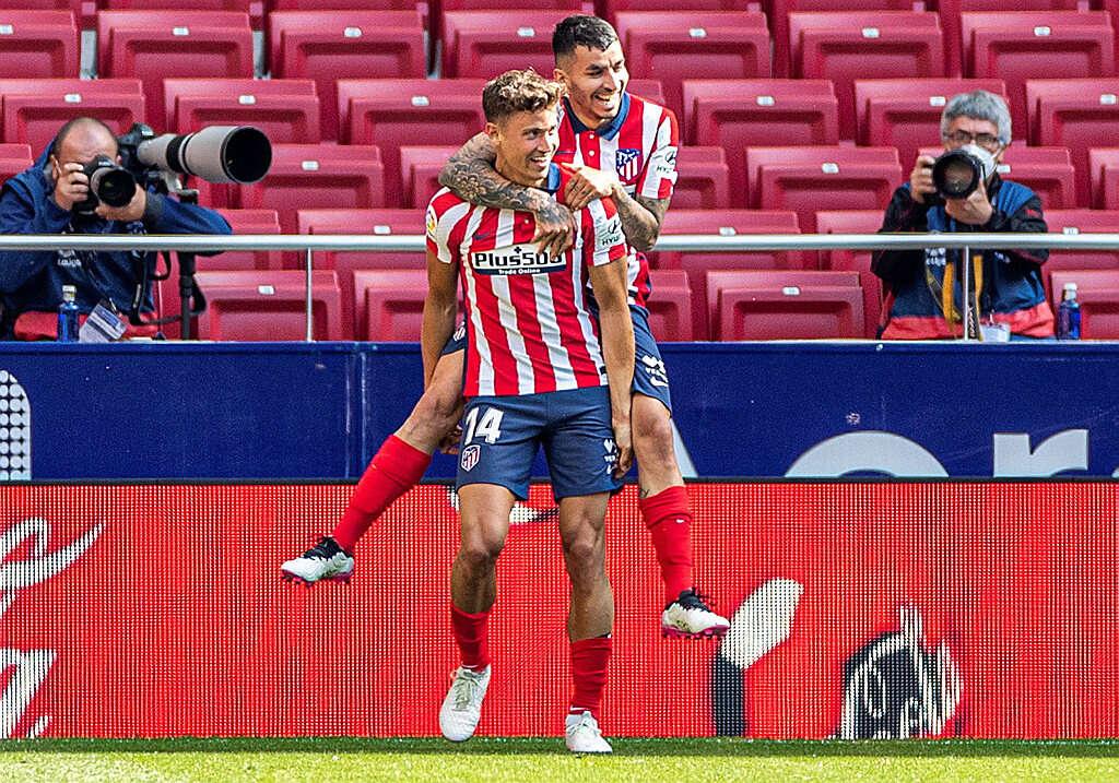 תישאר ראשונה: אתלטיקו מדריד חגגה 0:5 מול אייבר