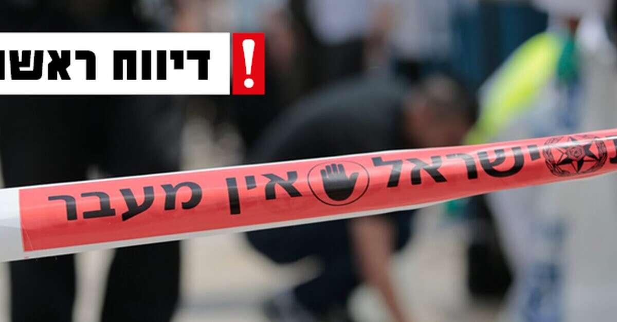 חדשות היום Facebook: דיווח ראשוני: פיצוץ נשמע בחיפה