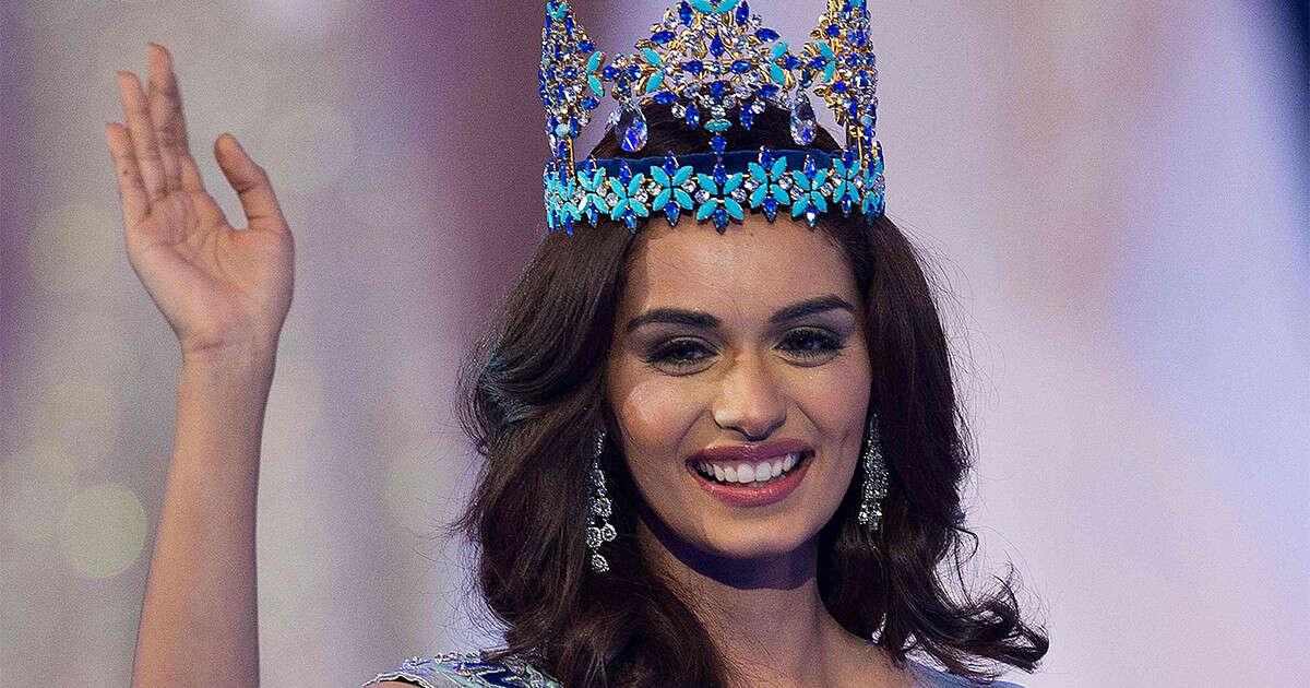 חדשות היום Facebook: הכי יפה בעולם: מיס הודו
