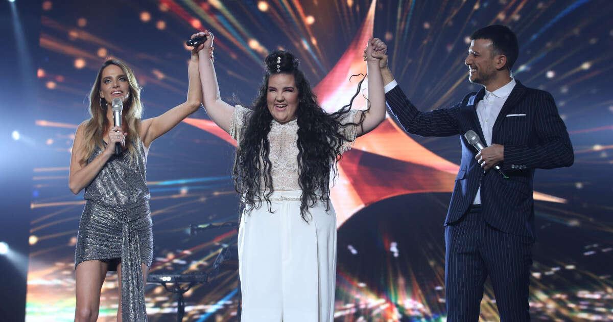 """גמר הכוכב הבא: נטע ברזילי זכתה בגמר """"הכוכב הבא"""""""