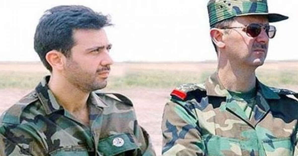 Image result for מאהר אלאסד