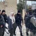 ירושלים: אישה נעצרה בחשד לניסיון פיגוע בשער שכם