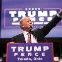 טראמפ. הפך למועמד המוביל // צילום: רויטרס