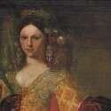 """דיוקן של אנצולה סנטוצי־קונטאריני // צילום: באדיבות מוזיאון ת""""א לאמנות"""
