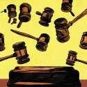 האם תביעות ייצוגיות יהפכו לנחלתם הבלעדית של אידיאליסטים עשירים? // איור: רות גוילי