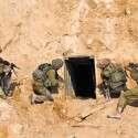 """לוחמי צה""""ל חושפים מנהרת חמאס ב""""צוק איתן"""" // צילום: זיו קורן"""