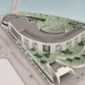 מודל של המתחם החדש  //  הדמיה: רם כרמי אדריכלים