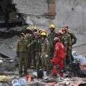 המשלחת הישראלית מחפשת אחר ניצולים מהרעידה השבוע // צילום: אי.אף.פי