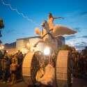 פסטיבל הקרקס // צילום: חורחה נובימינסקי