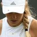 גם בווימבלדון סבלו השנה מנמלים מעופפות. הטניסאית קרוליין ווז'ניאקי הדנית נאלצה לגרש אותן באמצע משחק // צילום: AFP