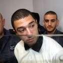 הנאשם ברצח אמיר מרמש בבית המשפט // צילום: גדעון מרקוביץ