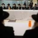 כנס הרבנים נגד מתווה בגיור // צילום: יונתן זינדל