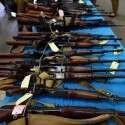 """רובים שהושבו לצה""""ל במסגרת המבצע // צילום: דובר צה""""ל"""