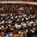 ההצבעה במליאה על חוק הלאום, הלילה // צילום: אורן בן חקון