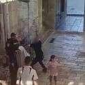 ניסיון הפיגוע בעיר העתיקה // צילום: משטרת ישראל