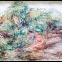 יצירת האמנות הגנובה של רנואר // צילום: מוזיאון המורשת היהודית במנהטן